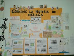 CONOCEMOS LA HISTORIA DE MÁLAGA