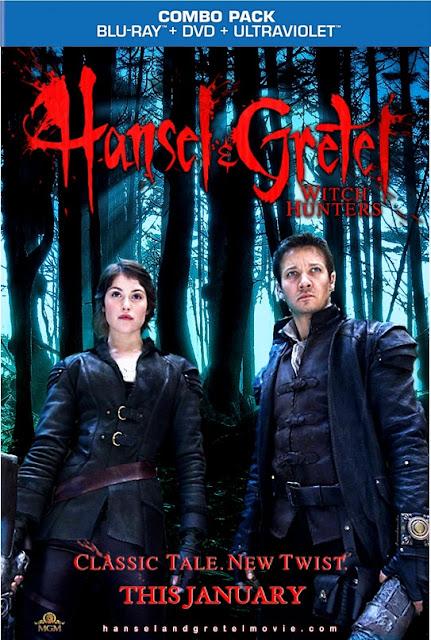 Hansel & Gretel Cazadores de brujas 1080p HD Latino