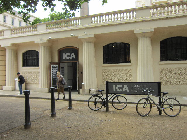 Centre for the aesthetic revolution let them eat cake for 18 carlton house terrace in st james