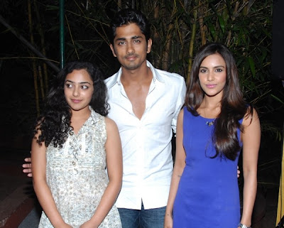 siddharth's 180 movie