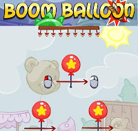 Boom Balloon walkthrough.