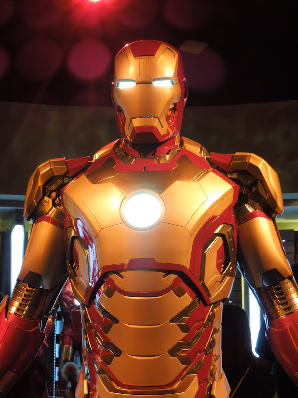Iron Man 3 Mark 42 armour