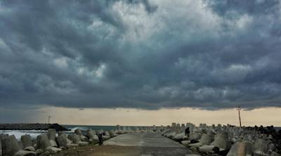 Kumpulan foto-foto indah di Pantai Glagah
