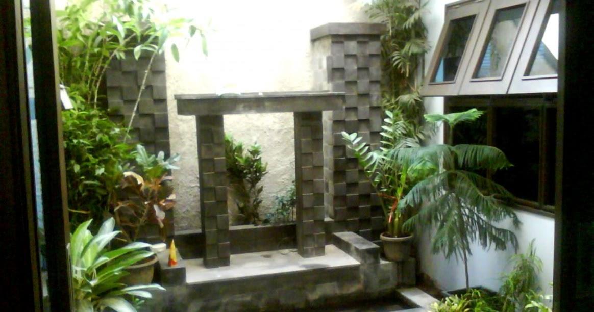 gambar taman dalam rumah minimalis gallery taman minimalis