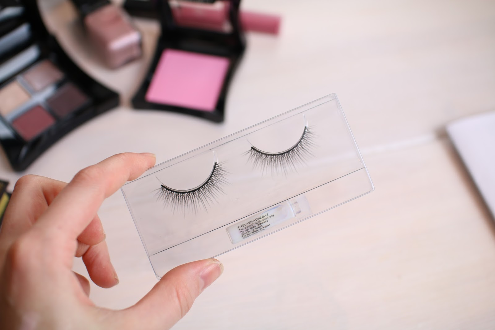 Illamasqua Lashes in 019