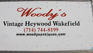 Heywood-Wakefield Woody's Antiques, Orange CA