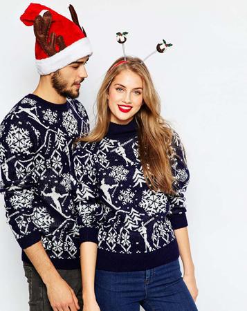 jerseys de Navidad Asos