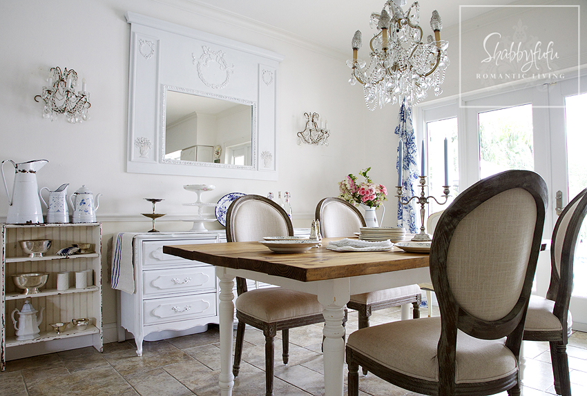 Pinterest Decorating With Toile: A Touch Of Toile In The Dining Room