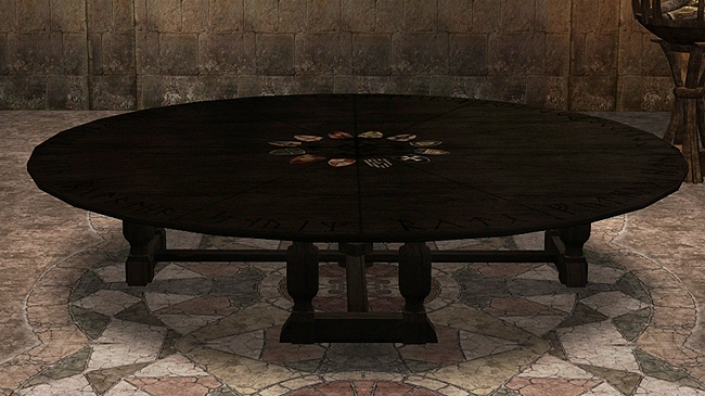 The medieval smithy sims 2 the round table - King arthur s round table found ...