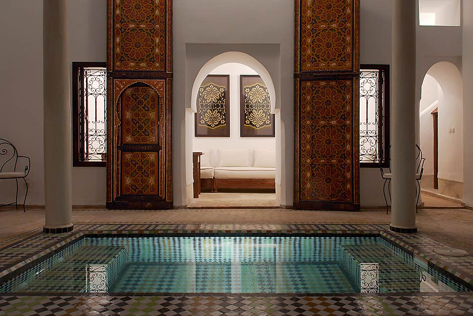 Riad Porte Royale Stylish Riad Porte Royale Is Set In