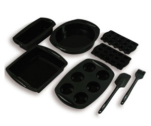 "Gagnez 1 set de moules en silicone ""My Set"""