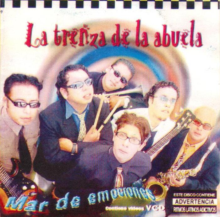 Ska Me Crazy! » La Trenza De La Abuela - Mar De Emociones (2003)