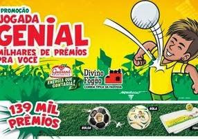 Participar promoção Jogada Genial com Neymar Jr.