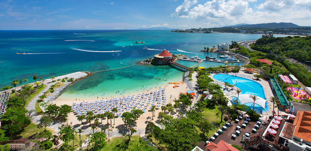 Kham pha Okinawa xinh dep cua xu phu tang voi ve di Nhat
