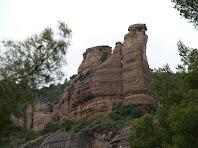 Sota la Castellassa de Can Torras