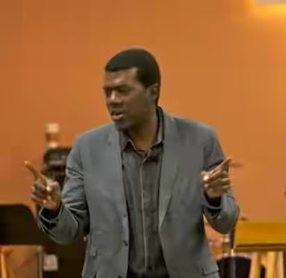 Its Irritating Seeing Girls Accuse Boyfriends Of Cheating, You've No Right Over A Boyfriend- Reno Omokri
