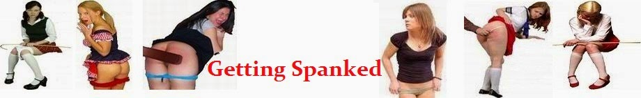 Getting Spanked