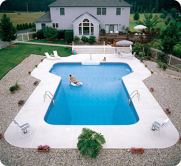 Superieur The Design Of The Pool Is An Ideal Area For The Pool Requires A Large Area  Is More Convenient To Use. Specify The Path To The Pool Project, Either On  Ground ...