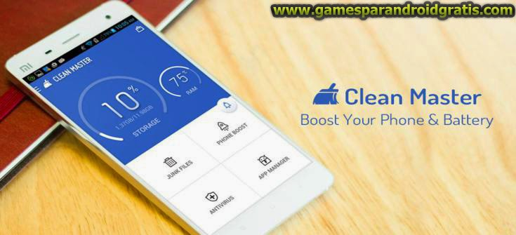 Download Clean Master (Otimizador) Apk