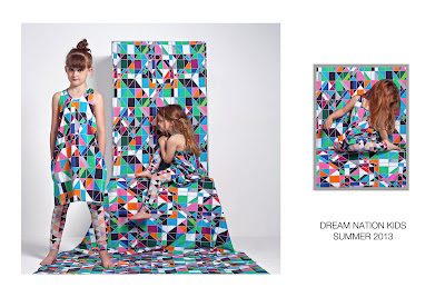 Dream Nation SS13 Kids Collection - Kickcan & Conkers