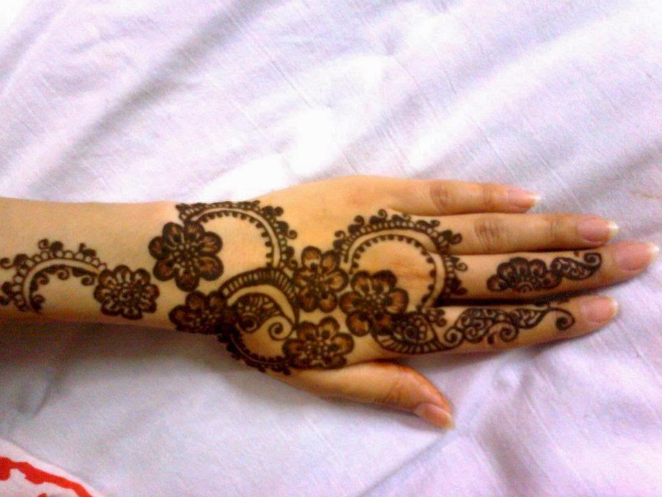 Mehndi Designs Hd : Beautiful latest simple arabic pakistani indian bridal
