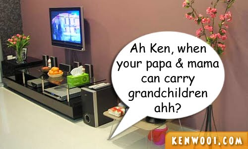 cny question grandchildren