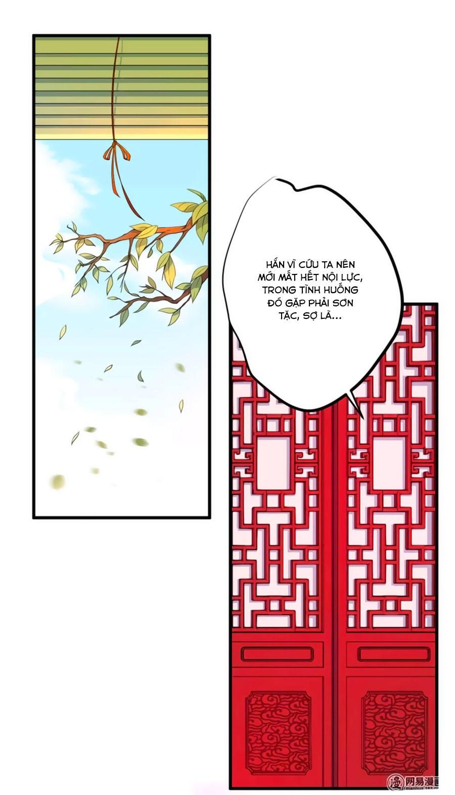 Khuynh Thế Y Phi Muốn Bỏ Chồng chap 15 - Trang 7