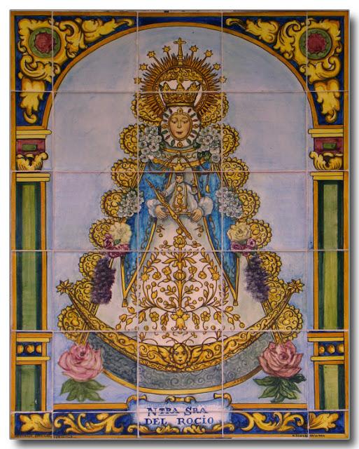 Nuestra Señora del Rocío.