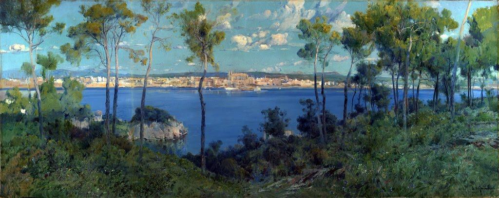 Eliseu Meifrèn i Roig (Barcelona , 18571940) Pinos del Palma