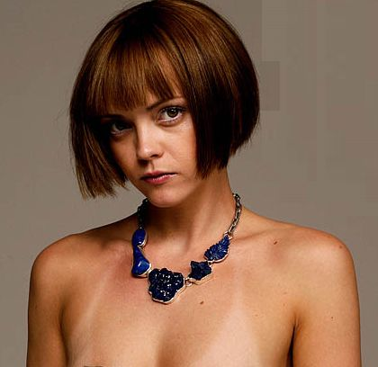 Hollywood actress Christina Ricci is set to appear on the big screen ...