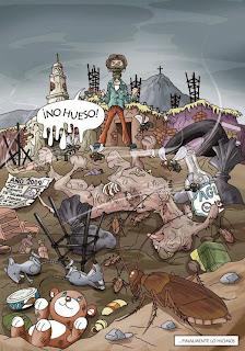 Ambiente y desarollo blogs for Suelo organico dibujo animado