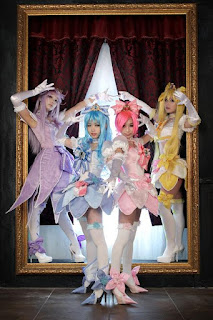 Heartcatch Precure Cosplay by Korean Cosplayers