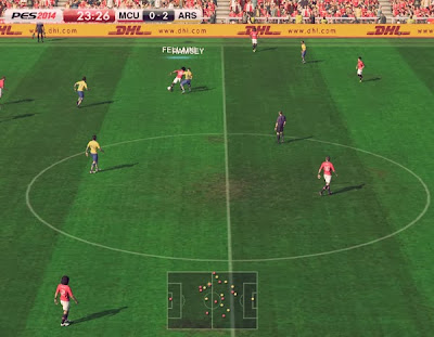 PES 2014 Adboards by Lobosemillas