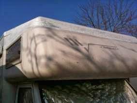 VIVERE IN CAMPER: Infiltrazioni d'acqua nel camper: come prevenirle ...