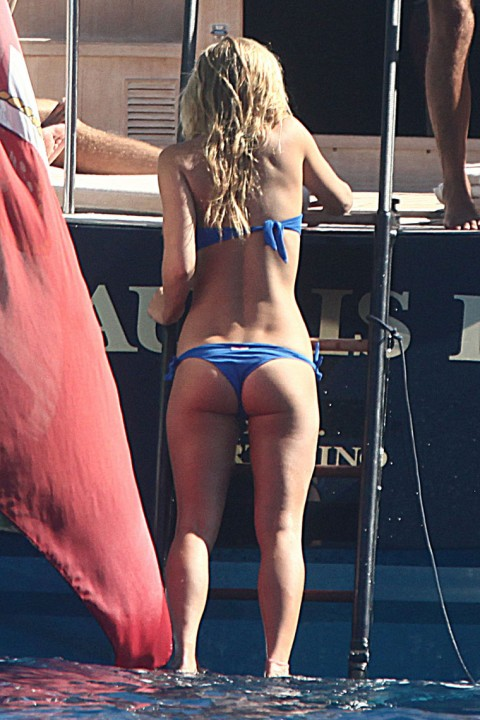 Bar Refaeli bikini advert banned in her native Israel