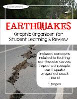 https://www.teacherspayteachers.com/Product/Earthquakes-Faulting-Graphic-Organizer-64088