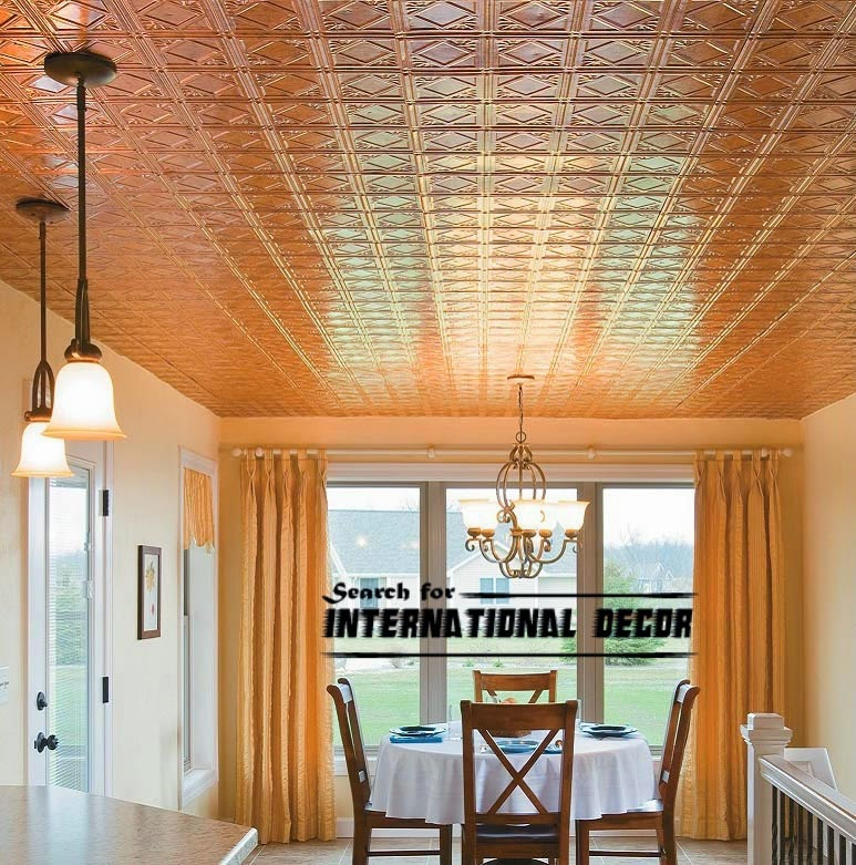 ceiling tiles, drop ceiling tiles, suspended ceiling tiles, decorative ceiling