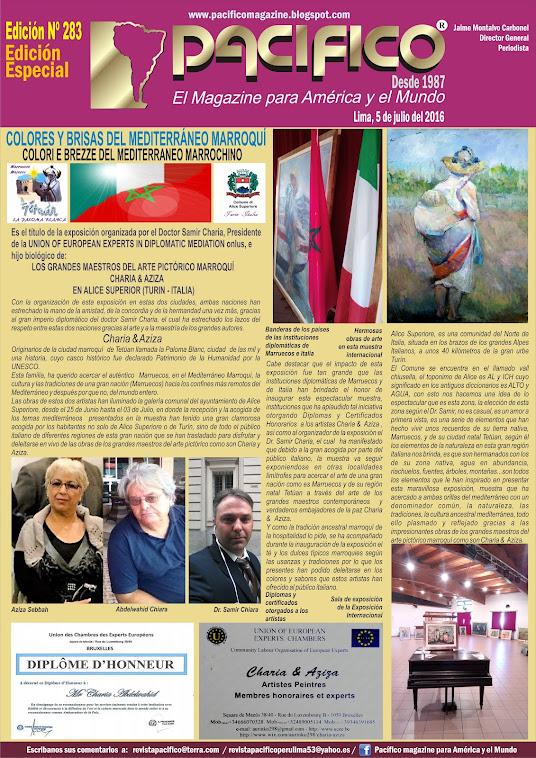 Revista Pacífico Nº 283 Edición Especial