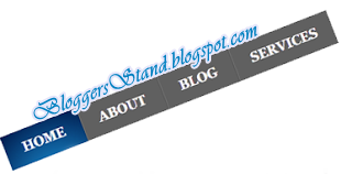 Add CSS3 Fade Out Hover Effect Navigation Menu Bar for blogger