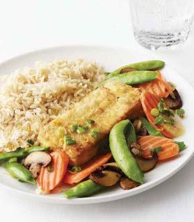 Crispy Tofu with Vegetables