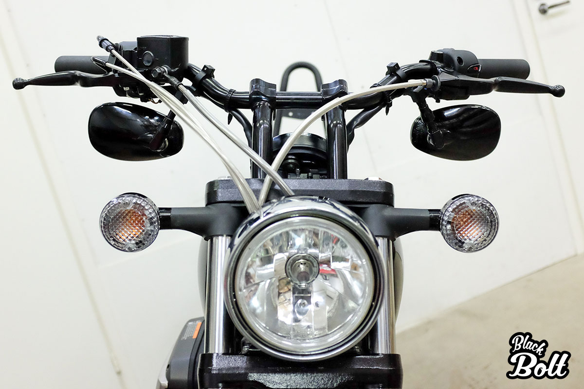 Yamaha Bolt  Inch Forward Controls