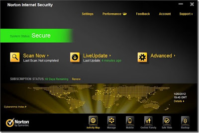Norton Internet Security,Windows 8, antivírus, windows 8 consumer preview