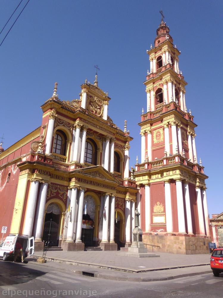 Iglesia San Francisco, Salta, ciudad
