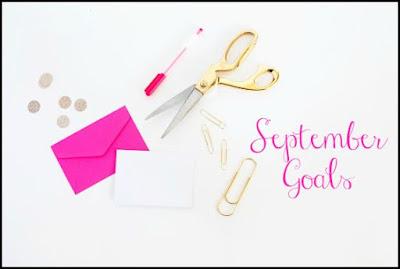 September Goals, It's the Grad Life