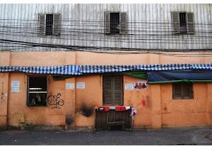 Улицы Пномпеня в фотографиях