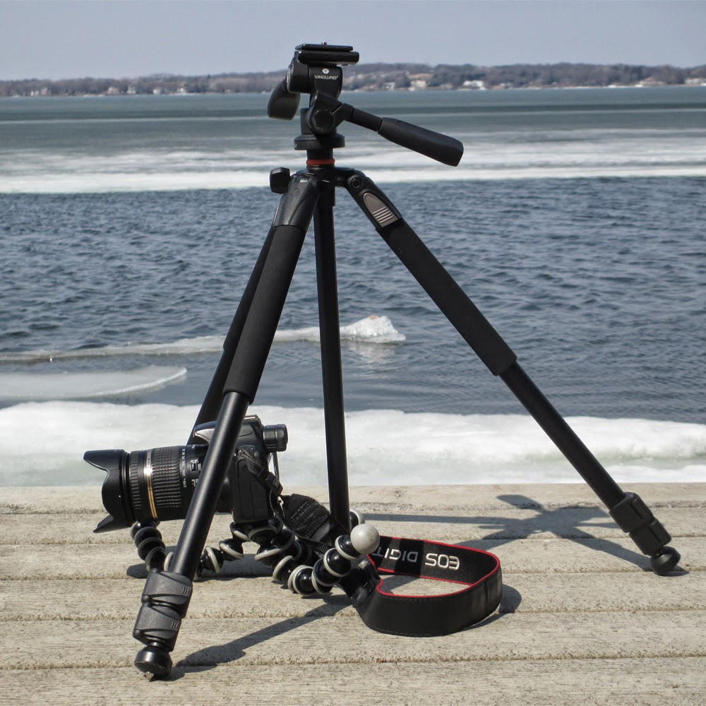Compare GorillaPod and Full-Size Tripod | Boost Your Photography