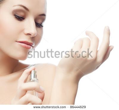 mengetest parfum murah