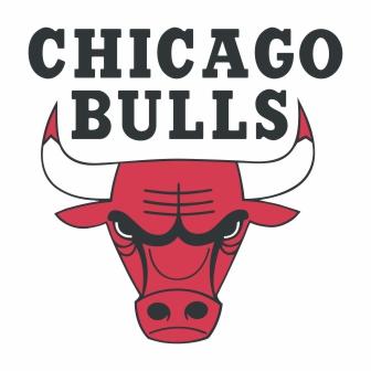 Chicago Bulls Vektor Logo Coreldraw Club Basket NBA