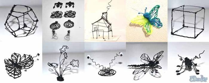 3Doodler: Caneta 3D