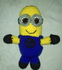 http://crocheteandoconimaginacion.blogspot.com.es/2014/03/minion-amigurumi.html